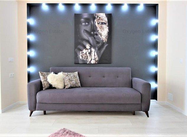 Apartament LUX in bloc NOU in Centru! PRIMA INCHIRIERE! Pet friendly! - imaginea 1