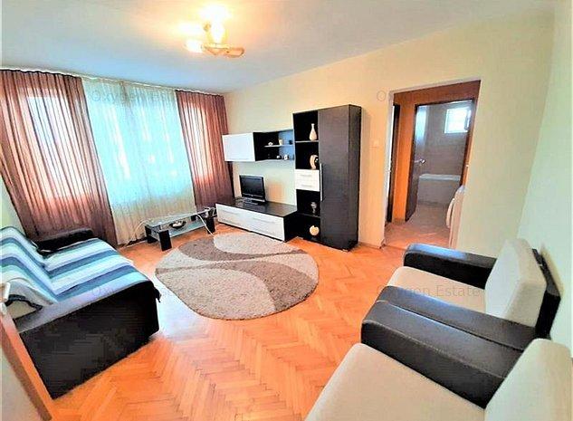 Apartament modern 2 camere si Balcon, cartier Gheorgheni - imaginea 1