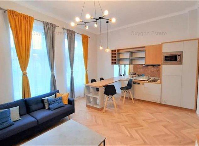 Apartament de LUX cu 2 camere si parcare, Platinia Shopping Center - imaginea 1