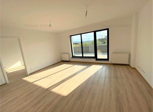 Apartament Superb cu 2 camere si Terasa de 10 mp In Sopor! - imaginea 1