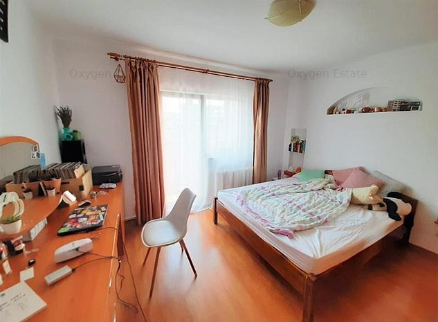 Apartament 3 camere 2 bai, mobilat modern, Manastur - imaginea 1