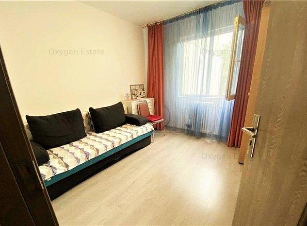 Apartament 4 camere, decomandat, cartier Manastur, zona Mehedinti - imaginea 1
