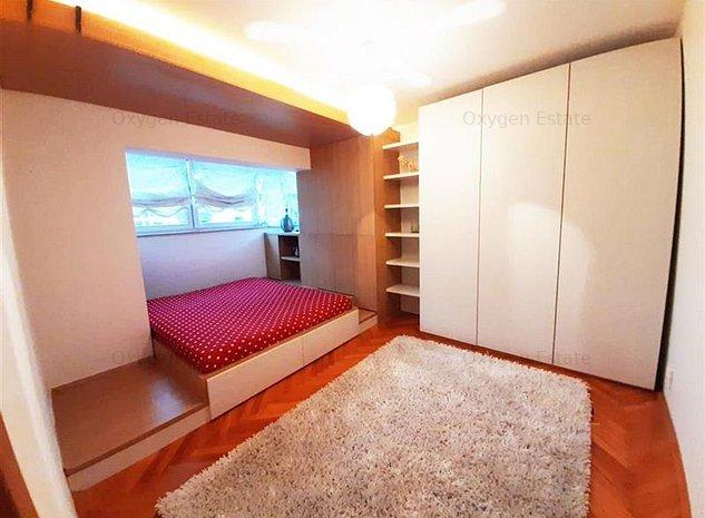 Apartament spatios, 4 camere cu GARAJ si Balcon, cartier Marasti - imaginea 1