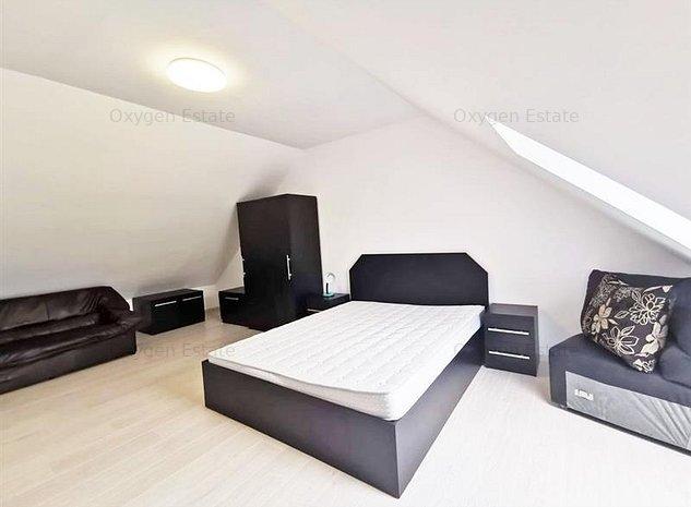 Apartament modern pe 2 niveluri, cu Parcare, Frunzisului - imaginea 1