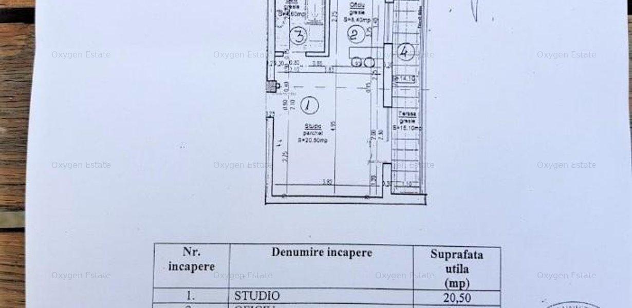 Apartament 34mp in Bloc Nou si cu Terasa 15mp, Oaza, Zorilor - imaginea 6