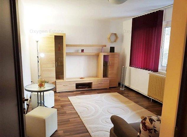 PET FRIENDLY! Apartament cochet cu 3 camere, parcare, cartier Manastur - imaginea 1