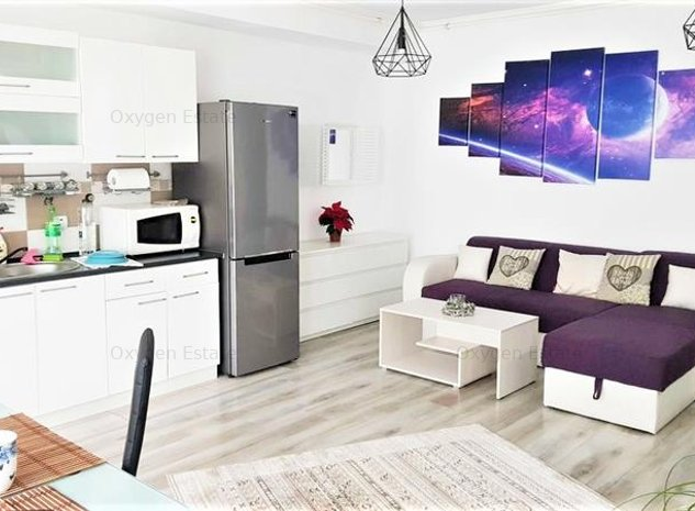 Apartament LUX 2 camere si Terasa de 14 mp in Bloc Nou, Zona Iulius Mall - imaginea 1