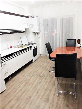 Prima inchiriere! Apartament cu 2 camere si 2 bai, in bloc NOU, cartier Marasti - imaginea 1