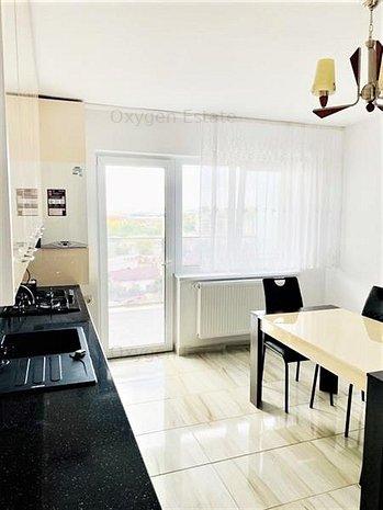 Prima inchiriere! Apartament 2 camere in bloc NOU, zona Leroy, Marasti - imaginea 1