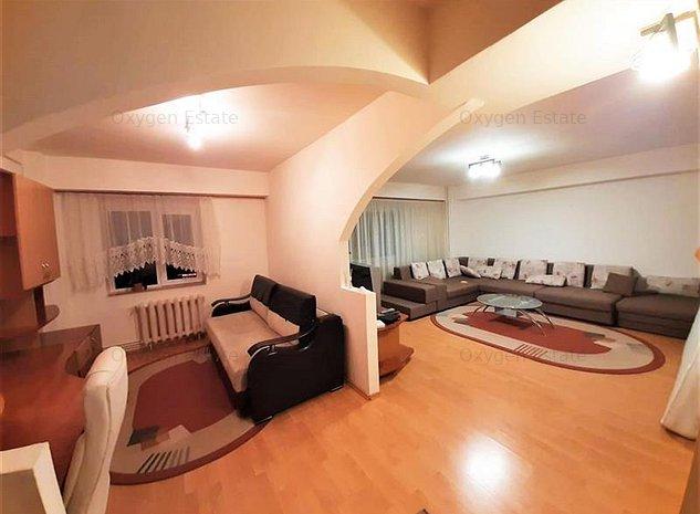 Apartament modern si spatios 3 camere,3 Balcoane si Parcare,Gheorgheni - imaginea 1