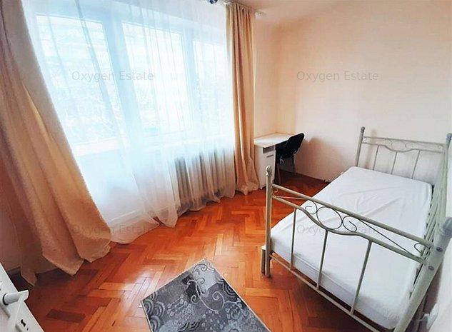 Apartament spatios, 3 camere, Balcon generos, Gheorgheni, Pet friendly - imaginea 1