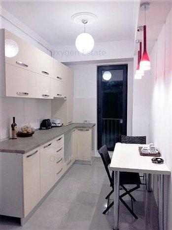 Apartament modern cu 2 camere si parcare in bloc NOU, zona Borhanci - imaginea 1