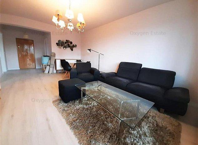 Apartament modern 3 camere cu Parcare, cartier Central, zona UMF - imaginea 1