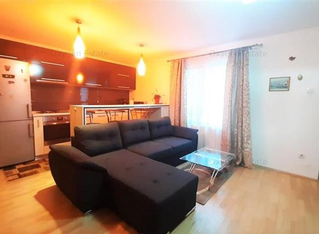 Apartament Modern cu 2 camere, cartier Marasti - imaginea 1