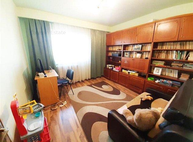 Comision 0%! Apartament cu 3 camere decomandate, cartier Manastur - imaginea 1