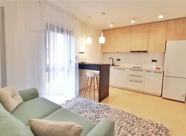 Apartament LUX cu 2 camere in bloc Nou, zona FSEGA, Iulius Mall - imaginea 1