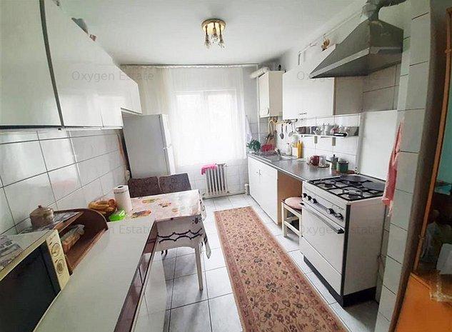 Comision 0%! Apartament cu 3 camere, zona linistita, Manastur - imaginea 1