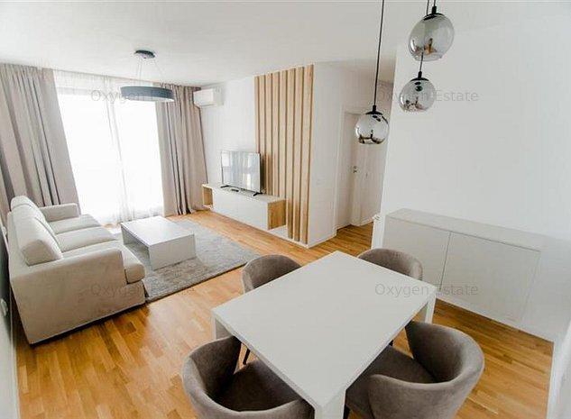 Apartament LUX cu 2 camere in Park Lake Residence zona Iulius Mall - imaginea 1