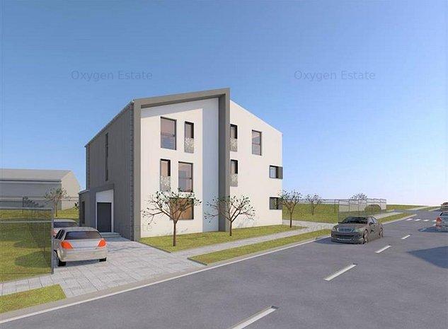 Casa NOUA cu teren 320 mp, zona Rezidentiala - cartier Europa - imaginea 1