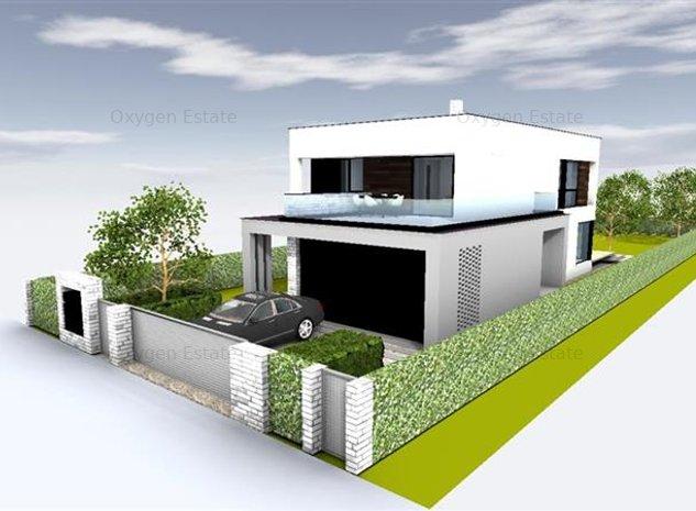 Comision 0! Casa NOUA cu Garaj, teren 720 mp, zona Tineretului - imaginea 1