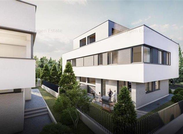 Duplex finalizat cu TERASA panoramica, zona Voronet - imaginea 1