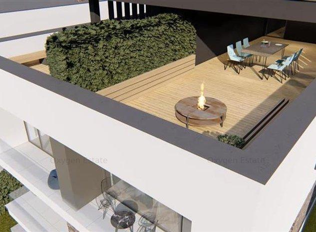 Comison 0! Duplex cu Picscina si Terasa panoramica, zona Tineretului - imaginea 1