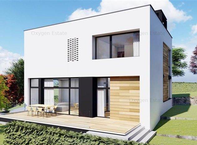 Comision 0! Casa individuala in stil MODERN - zona Voronet Tineretului - imaginea 1