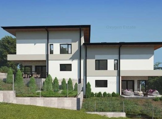 Casa de vanzare tip duplex cu teren de 350 mp, cartier Iris - imaginea 1