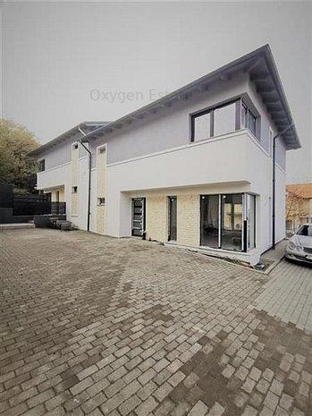 Casa NOUA de vanzare in zona linistita, cartier Dambul Rotund - imaginea 1