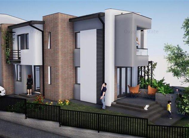 Fara comision! Casa tip duplex zona Voronet, Tineretului - imaginea 1