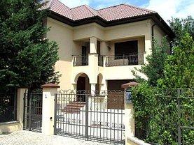 Casa de închiriat 9 camere, în Bucuresti, zona Baneasa
