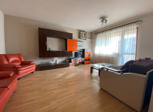 Apartament 2 camere decomandat, aproape de metrou, loc de parcare !!! - imaginea 1