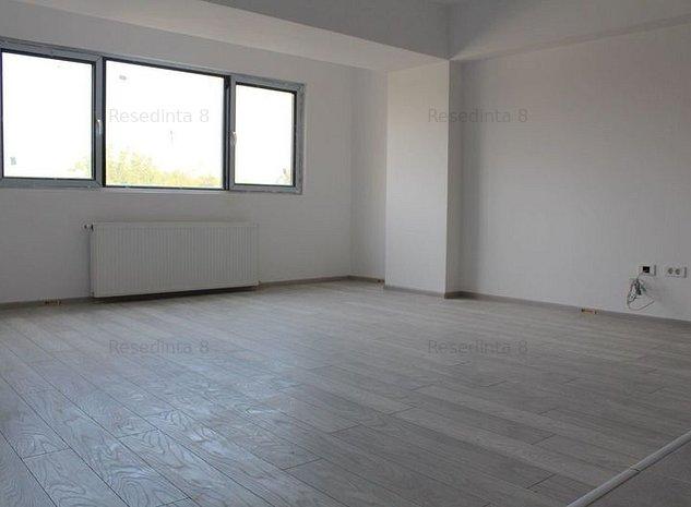 Apartament cu 2 camere deosebit luminos si spatios. - imaginea 1