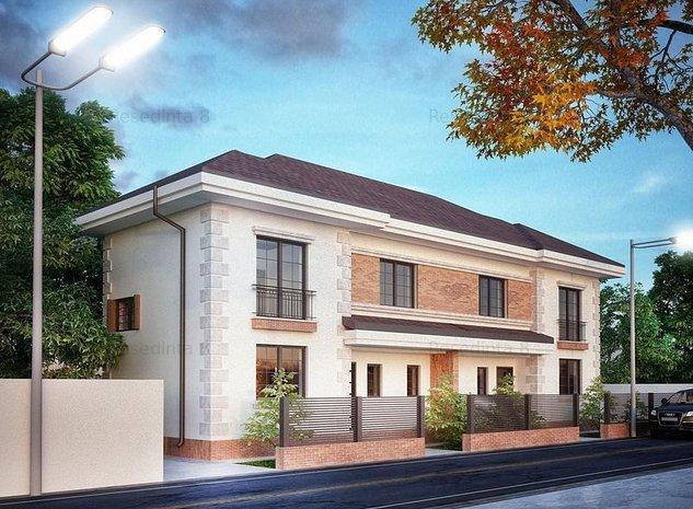 Duplex 5 camere, modern, zona linistita de case !!! - imaginea 1