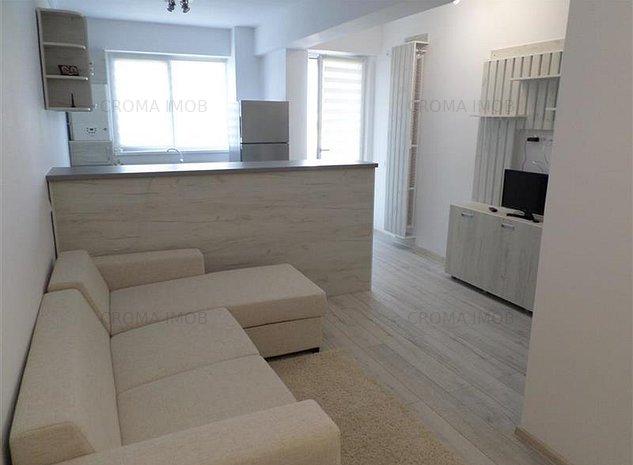 CromaImob Inchiriere apartament 2 camere, de lux, zona 9 Mai - imaginea 1