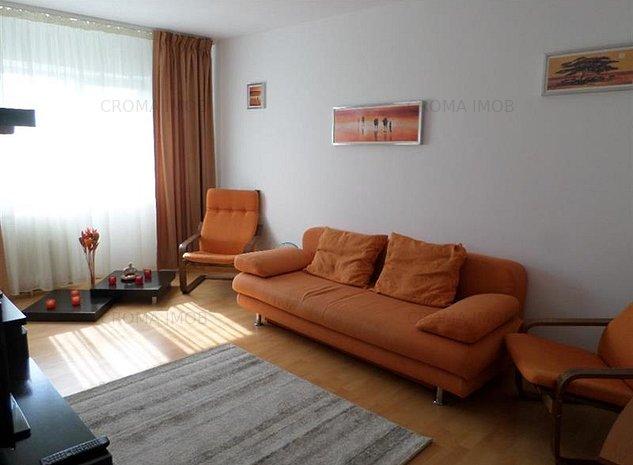Vanzare apartament 2 camere mobilat utilat Ploiesti, Piata Mihai Viteazul - imaginea 1