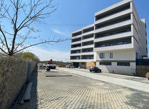 Tomis Nord-Bloc nou- Apartament 3 camere cu terasa - imaginea 1