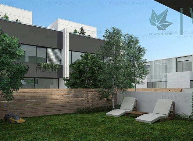 Casa NOUA cu 4 dormitoare si birou, 2 locuri de parcare, complex !Iancu Nicolae - imaginea 1