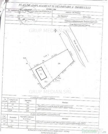 Casa de vânzare 2 camere - imaginea 1