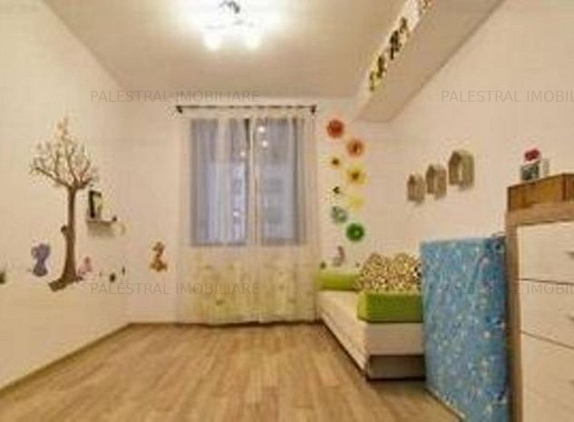 Apartament 3 camere Isaran-Coresi, decomandat, etajul 2 - imaginea 1