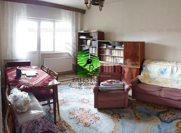 Apartament 2 camere Judetean, decomandat, etaj intermediar, 64.000€ - imaginea 1