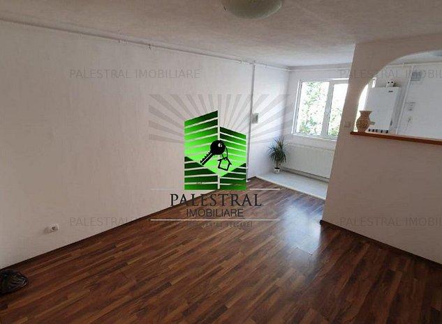 Garsonieră zona Grivitei, etajul 1, renovata, 35.000€ - imaginea 1