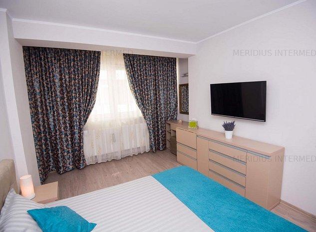 Apartament 2 camere lux bloc nou Tomis Nord inclusiv vara - imaginea 1