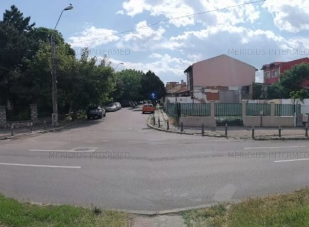 Exclusiv Teren exceptional cu proiect autorizat P+6 bulevardul Mamaia - imaginea 1