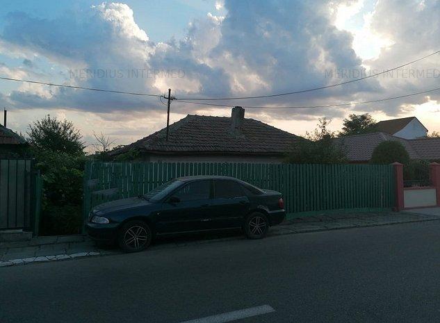 Teren generos 1213 mp. zona Viile noi pretabil constructie vila - imaginea 1