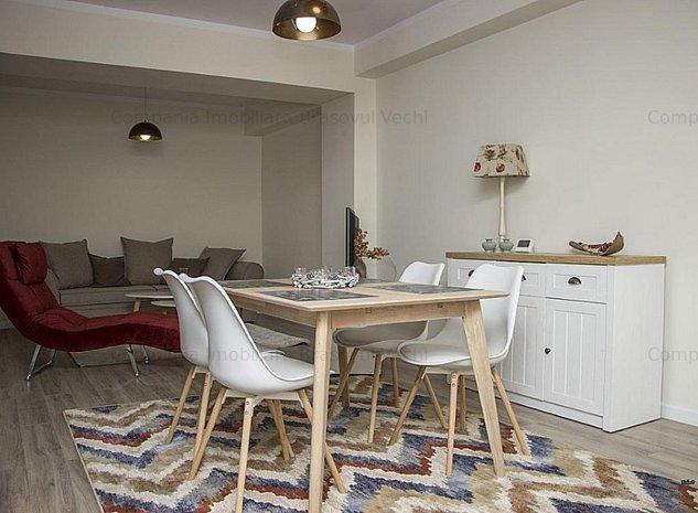 Apartament 2 camere in complex rezidential, termen lung. - imaginea 1