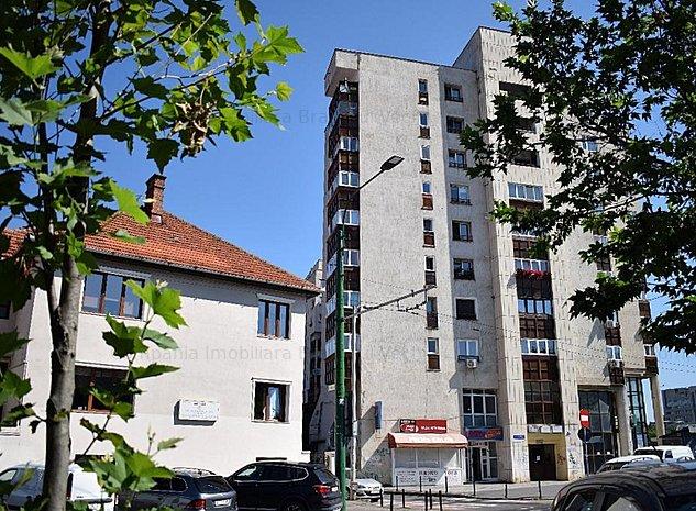 Centrul Civic - Kogalniceanu, spatiu birouri. - imaginea 1