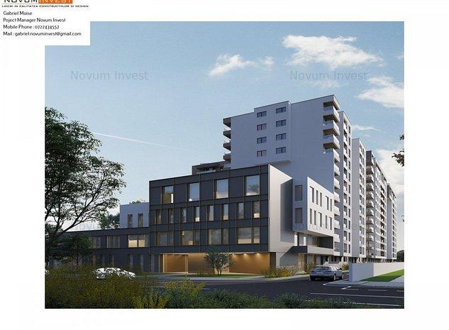 Apartament 2 camere finisat premium, Iuliu Maniu Politehnica, 60mp utili - imaginea 1