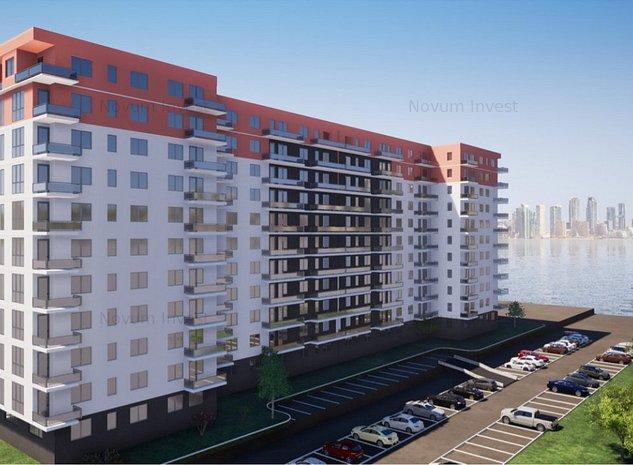Apartament 2 Camere MILITARI LACUL MORII Novum La Cheie - imaginea 1