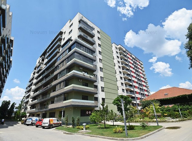 Apartament 2 camere ,52mp utili, Grozavesti - imaginea 1